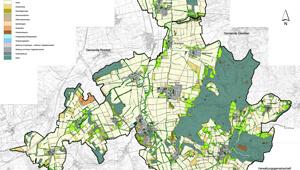 Landschaftsplan, Gemeinde Friedland