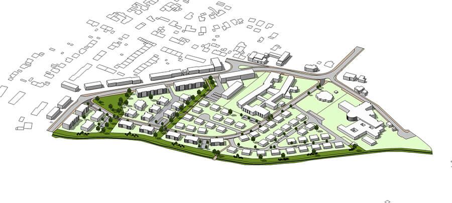 Städtebaulicher Rahmenplan, Stadt Einbeck