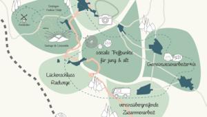 Dorfentwicklung – Dorfregion Fredener Dörfer, Gemeinde Freden